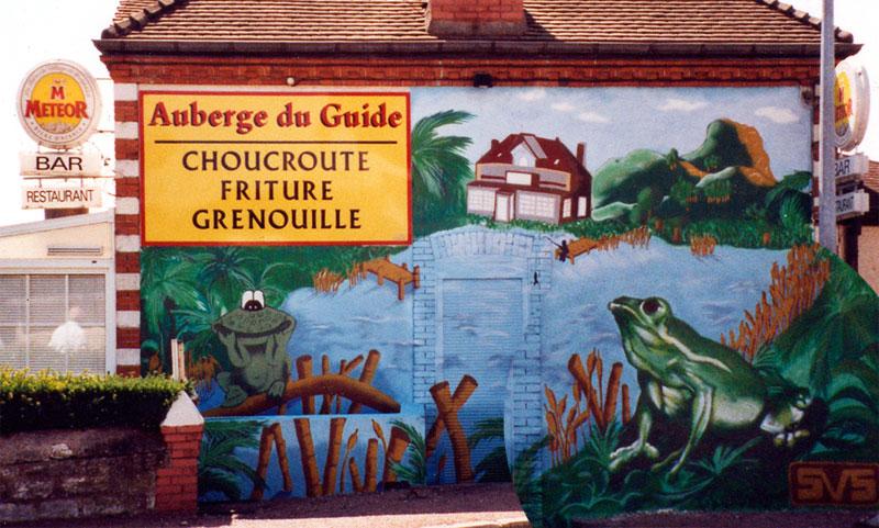 Auberge à St Rémy